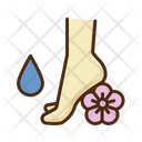 Foot Massage Aroma Oil Icon