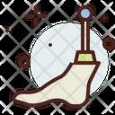 Foot Prostetic Icon