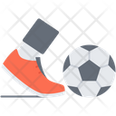 Football Foot Boot Icon