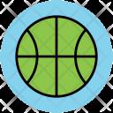 Football Ball Sports Icon
