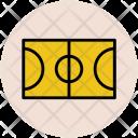 Football Ground Course Icon