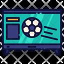 Football Footbal Match Football Program Icon