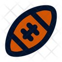 Football Rugby Game Icon