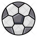 Ball Football Sports Equipment Icon