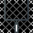 Football American Goal Icon