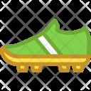 Football Shoe Footwear Icon