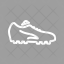 Football Shoes Footwear Icon