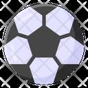 Football Checkered Ball Play Ball Icon