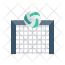 Football Goal Net Icon