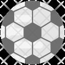Icon Flat Football Icon