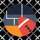Football Sport Game Icon
