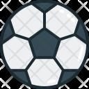 Football Game Ball Icon