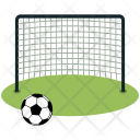 Football Ground Soccer Icon