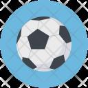 Football Ball Equipment Icon