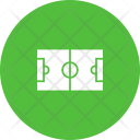 Football Soccer Ground Icon