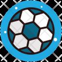 Football Playing Ball Icon