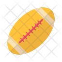 Football Rugby American Icon