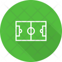 Football Soccer Ground Icon