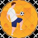 Football Ball Game Olympics Game Icon
