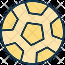 Ball Football Sport Icon