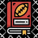 Football Book Icon