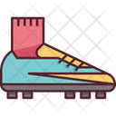 Football Boots Soccer Shoes Icon