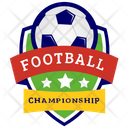 Soccer Badge Football Badge Football Crest Icon
