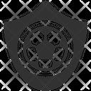 Football Club Badge Icon