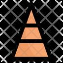 Football Cone Icon