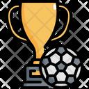 Football Avart Trophy Icon