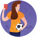 Football Fault Icon