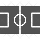 Field Football Soccer Icon