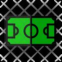 Football Field Football Ground Football Pitch Icon