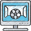Football Game Sports Icon