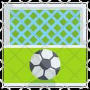 Football Goal Net Goal Net Penalty Icon