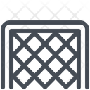 Football Goal Post Football Net Goal Icon