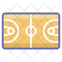 Game Field Football Field Sport Field Icon