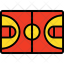 Football Ground Game Ground Icon