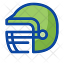 American Football Helmet Football Helmet American Football Icon