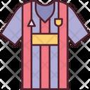 Football Jersey Football Soccer Icon