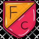 Football League Shield Sports Shield Fc League Icon