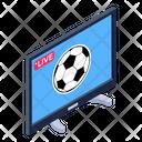 Sports Tv Football Tv Football Match Icon