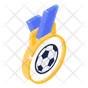 Football Medal Sports Medal Winning Medal Icon