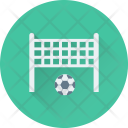 Football Net Icon