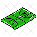 Football Pitch Football Arena Football Field Icon