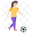 Football Player Football Game Soccer Player Icon