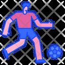 Football Player Football Player Icon