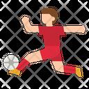 Football Player Icon