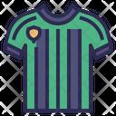 Football Shirt Icon