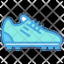 Football Shoe Soccer Shoe Shoe Icon